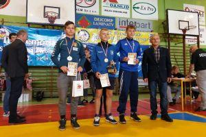 Ogólnopolski Turniej w Zapasach w Stylu Klasycznym w Miastku. Trzynaście medali Cartusii, siedem Moreny