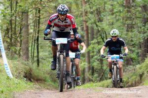 Cyklo Żukowo MTB - zdjęcia z trasy niedzielnego wyścigu kolarskiego (galeria nr 2)