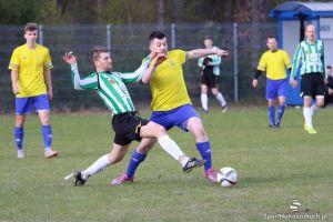 KS Kamienica Królewska  - Sporting Leźno 9:0 (5:0). Siedem bramek Jakuba Hoffmanna