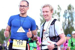 Piotr Rolbiecki wygrał Kaszubską Poniewierkę na dystansie 100 km