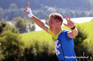 Bieg o Złotą Górę 2017. Robert Sadowski najszybszy w kolejnej odsłonie cyklu Kaszuby Biegają