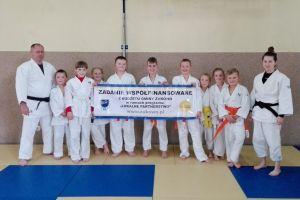 Sekcja judo Gminnego Klubu Sportowego Żukowo wznowiła treningi i zaprasza młodych zawodników