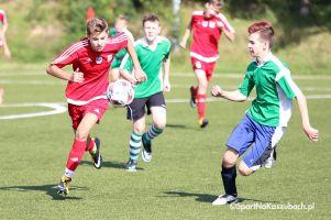 Juniorzy na piątkę z plusem, bolesne porażki obu zespołów seniorskich GKS-u Żukowo w ostatni weekend