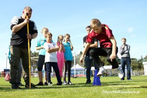 I Gminne Igrzyska Sportowe w Żukowie. Przyjaźń została najlepszym sołectwem w gminie