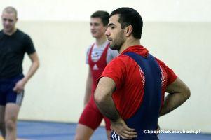 Gevorg Sahakyan z Cartusii bohaterem pierwszej kolejki Krajowej Ligi Zapaśniczej. Popis godny akcji sezonu
