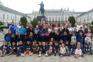 Juniorzy FC Gowidlino mocno przepracowali lato i osiągają dobre wyniki w ligach