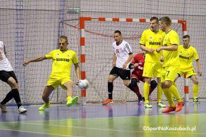 Constract Lubawa - FC Kartuzy 6:3 (3:0). Wicemistrz zbyt mocny na beniaminka z Kartuz