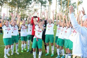 Akademia Piłkarska LG zdobyła Wojewódzki Puchar Polski Kobiet. W finale w Przodkowie pokonała Sztorm Gdynia
