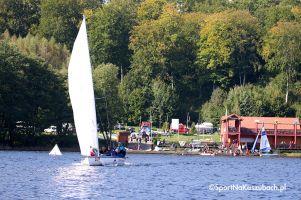 Błękitna Wstęga Jeziora Brodno Wielkie zakończy sezon żeglarski 2017 w CSWiPR na Złotej Górze