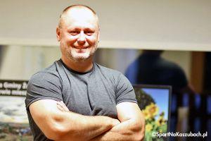 Piotr Sowa, prezes GKS-u Żukowo: klub funkcjonuje dobrze, dlatego nie planujemy rewolucji, najwyżej usprawnienia