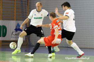 Unisław Team - FC Kartuzy. Niedzielny mecz I ligi futsalu obejrzysz na żywo w internecie