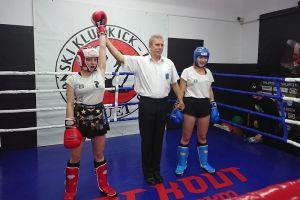 Dziesięć zwycięstw zawodników Rebelii Kartuzy w Mistrzostwach Polski Północnej w Kick - Boxingu 2017