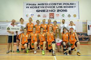 Kolejny medal mistrzostw Polski dla Łucji Grzenkowicz, wychowanki BAT-u Sierakowice