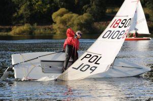Błękitna Wstęga Jeziora Brodno Wielkie zakończyła sezon żeglarski 2017 w CSWiPR na Złotej Górze