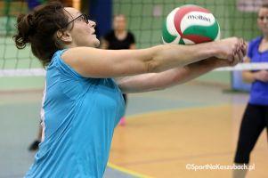 Przodkowska Liga Piłki Siatkowej Kobiet - zdjęcia z 5. kolejki spotkań w I i II lidze