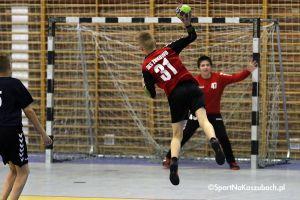 GKS Żukowo wygrał we własnej hali I Turniej Ligi Wojewódzkiej Piłki Ręcznej Chłopców 2005