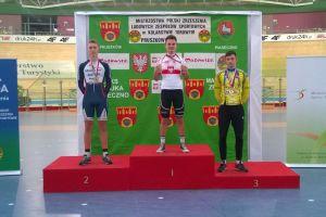 Osiem medali Cartusii Kartuzy w Mistrzostwach Polski w Kolarstwie Torowym w Konkurencjach Nieolimpijskich 2017