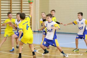 Dwa drugie miejsca szczypiornistów Batu - w lidze chłopców w Kartuzach i ogólnopolskim turnieju w Czersku