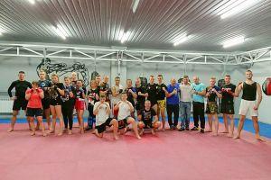 Ważne imprezy przed zawodnikami Rebelii Kartuzy - Polish Fighters Club, gala w Pile, mistrzostwa Polski i świata