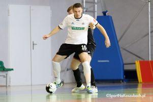 Red Devils Chojnice - FC Kartuzy. Zobacz w internecie niedzielne derby Pomorza w I lidze futsalu