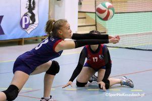 Przodkowska Liga Piłki Siatkowej Kobiet. Mecze KS Alfa - Oldschool oraz GTS Volley - Pink Panthers na zdjęciach
