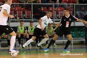 FC Kartuzy - KU AZS Uniwersytet Warszawski. Mecz 6. kolejki I ligi futsalu wyjątkowo w sobotę