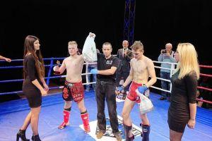 Zwycięstwo i dwie porażki zawodników Rebelii na gali w Pile, srebro Jaszczuka w mistrzostwach Polski