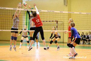 Wieżyca 2011 przegrała z Gdynią i wygrała z Redą w turnieju ligi młodziczek w Stężycy