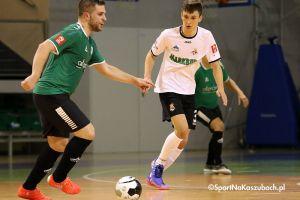 Futsal Oborniki - FC Kartuzy. Zobacz transmisję z dobrze zapowiadającego się meczu I ligi futsalu