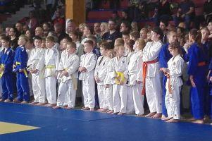 Judocy GKS-u Żukowo z medalami i pucharem Festiwalu Judo Dzieci w Grudziądzu