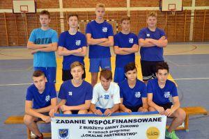 Piłkarze ręczni GKS-u Żukowo zagrali dobry turniej i awansowali do półfinałów wojewódzkiej ligi młodzików