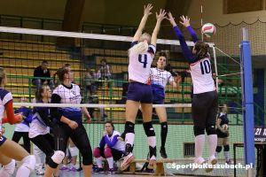 Positive Team - InterMarine Team. Mistrzynie lepsze w szlagierze Przodkowskiej Ligi Piłki Siatkowej Kobiet