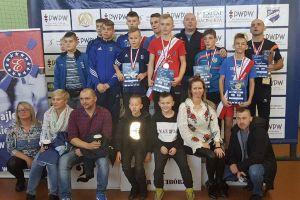 Cartusia drużynowym mistrzem Polski młodzików, Natan Wolski, Andrzej Drewa i Oliver Godziński ze złotymi medalami