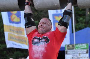 Puchar Polski Strongman w Żukowie 2016. Maciej Hirsz zwycięzcą zmagań