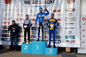 Kolejne udane starty kolarzy Cartusii - na podium Kacper Hoppa, Patrycja Lorkowska i Maksymilian Grzenkowicz