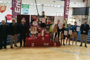 Dawid Michna z Lisa Sierakowice drugi raz z rzędu podium Grand Prix Polski Młodzików