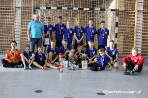 Turniej Piłki Ręcznej o Puchar Dyrektora OKiS-u w Żukowie. Gospodarze z GKS-u najlepsi w roczniku 2005