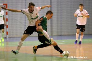 Vamos Politechnika Gdańsk - FC Kartuzy. Zobacz transmisję starcia dwóch pomorskich drużyn w I lidze futsalu