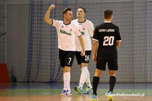 Politechnika Vamos Gdańsk - FC Kartuzy. Najwyższe zwycięstwo kartuzian w I lidze