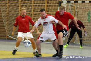 Żukowska Liga Futsalu. Szlagier Levicare - Budmax i inne mecze 3. kolejki spotkań