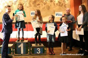 Gala Małe Kaszuby Biegają 2017 i podsumowanie Grand Prix Kaszub w niedzielę w Żukowie
