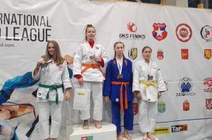 Siedem medali, w tym aż sześć brązowych, judoków GKS-u Żukowo w Turnieju im. A. Reitera w Gdańsku