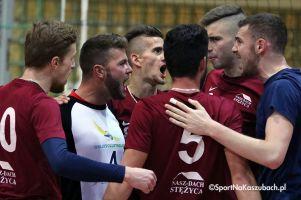 Nasz Dach Stężyca gra we wtorek z SPK Sopot w Pomorskiej Lidze Piłki Siatkowej - mecz odwołany