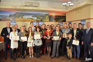 Biegowe Grand Prix Kaszub 2017. Na gali w Żukowie podsumowano biegowy cykl i wręczono nagrody