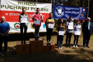 Dwa medale Diany Malotka– Trzebiatowskiej w III rundzie Pucharu Polski w Ustce