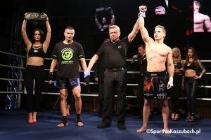 Kaszubska Bitwa - Puchar Kaszub w K1 i MMA 2017. Rebelianci górą w kolejnej gali sportów walki w Kartuzach
