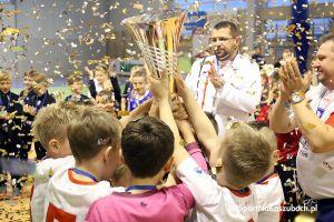 Kartuzy Futsal Cup 2017. BKS Bydgoszcz podwójnym zwycięzcą dwudniowego turnieju halowego w Kiełpinie