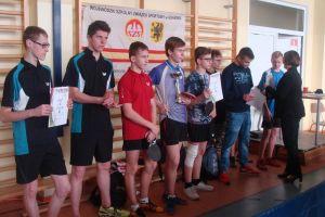 Szkoły z Miechucina, Kartuz i Kiełpina zagrają w finale wojewódzkich igrzysk dzieci i młodzieży w tenisie stołowym