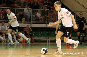 DTS Helios Białystok - Futsal Club Kartuzy. Zobacz transmisję z meczu na szczycie I ligi