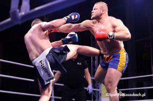 Kaszubska Bitwa - Puchar Kaszub w K-1 i MMA 2017. Film z urywkami z pojedynków na gali sportów walki w Kartuzach